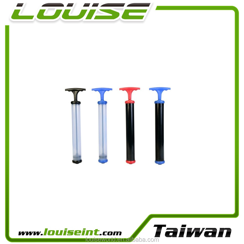 ball pump, plastic pump for inflating, mini air pump for ball
