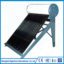 Competitive price low pressure solar manifold Customized Low Pressure Rooftop Compact Home Using Solar Water Heater