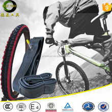 Wholesale Bicycle Butyl Rubber Inner Tube 26x2.125 Bicycle Tube