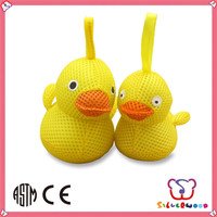 CTI Factory funny lovely design yellow duck toys for kids