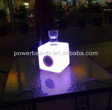 New LED bluetooth speaker with Innovation Design