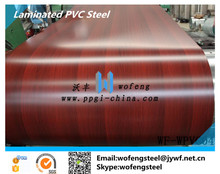 High Gloss PVC Film Laminated PVC Steel/Coil AISI Coated Galvanized Cold Rolled Steel Plate