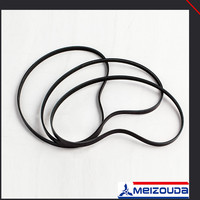 Rubber automotive profesional made belt power transmission