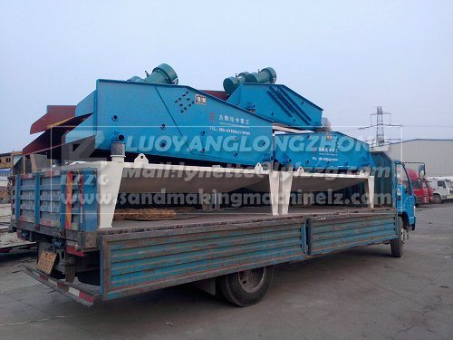 Most Popular Dewatering Vibrating Screen TS 1845 with Low Capital Cost