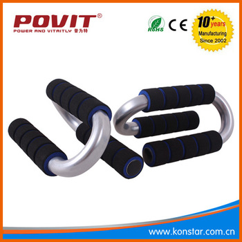 Gym push up bar push up handles