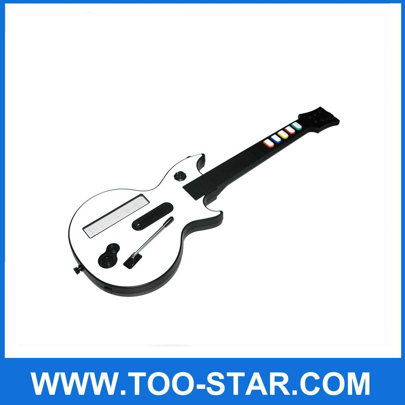 Wireless Guitar Controller FOR wii
