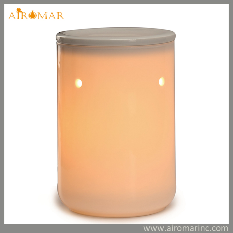 2016 Airomar Electric Ceramic Scented Oil Warmer Lamp Wax Tart Burner Bulb Fragrance Diffuser