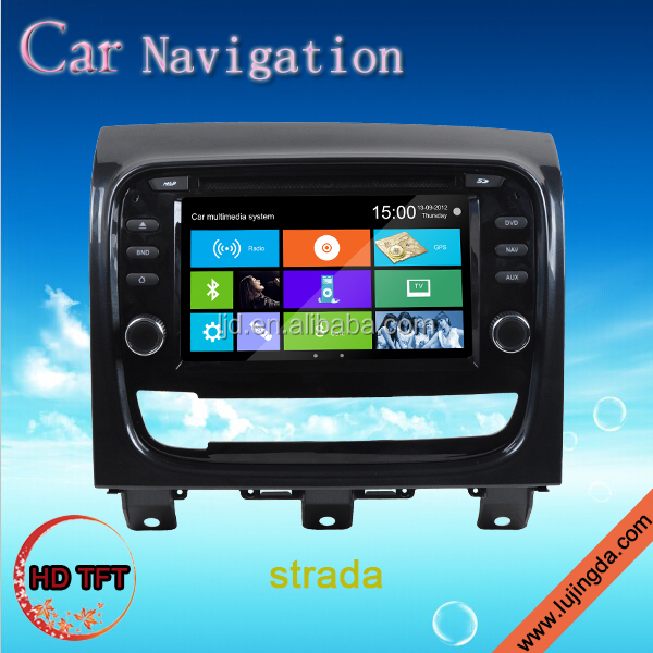car dvd player for Fiat Strada Idea