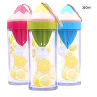 BPA FREE Ultra Clear new products tritan fruit infuser water