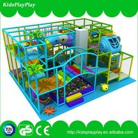 Modern Style kids indoor exercise playground equipment