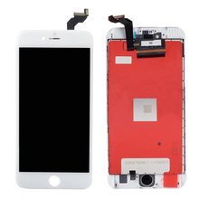 Mobile phone replacement lcd screen for iphone 6s plus lcd complete assembly