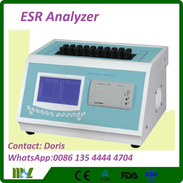 Promotion microbiology laboratory equipment | Blood dynamic ESR analyzer