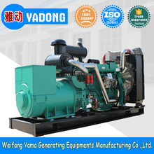 Chinese manufacture 200kva diesel generator price low