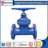 cast iron gate valve PN16