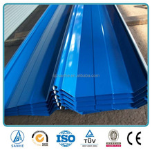 Colorful galvanized corrugated factory direct metal roofing