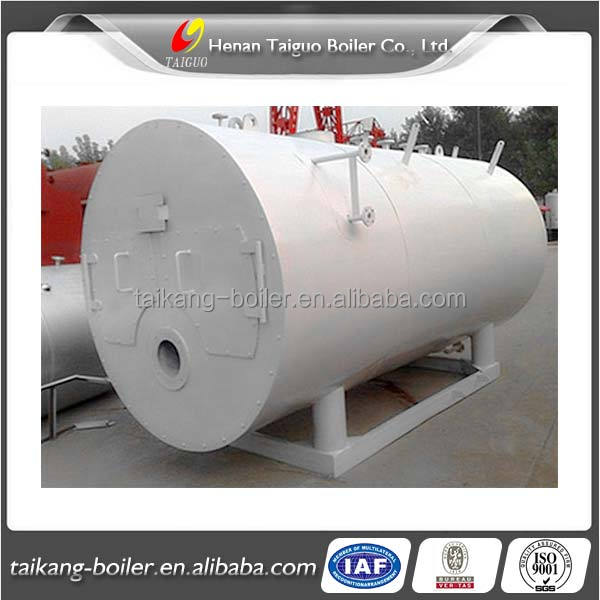 Save Fuel oil and gas fired steam boiler