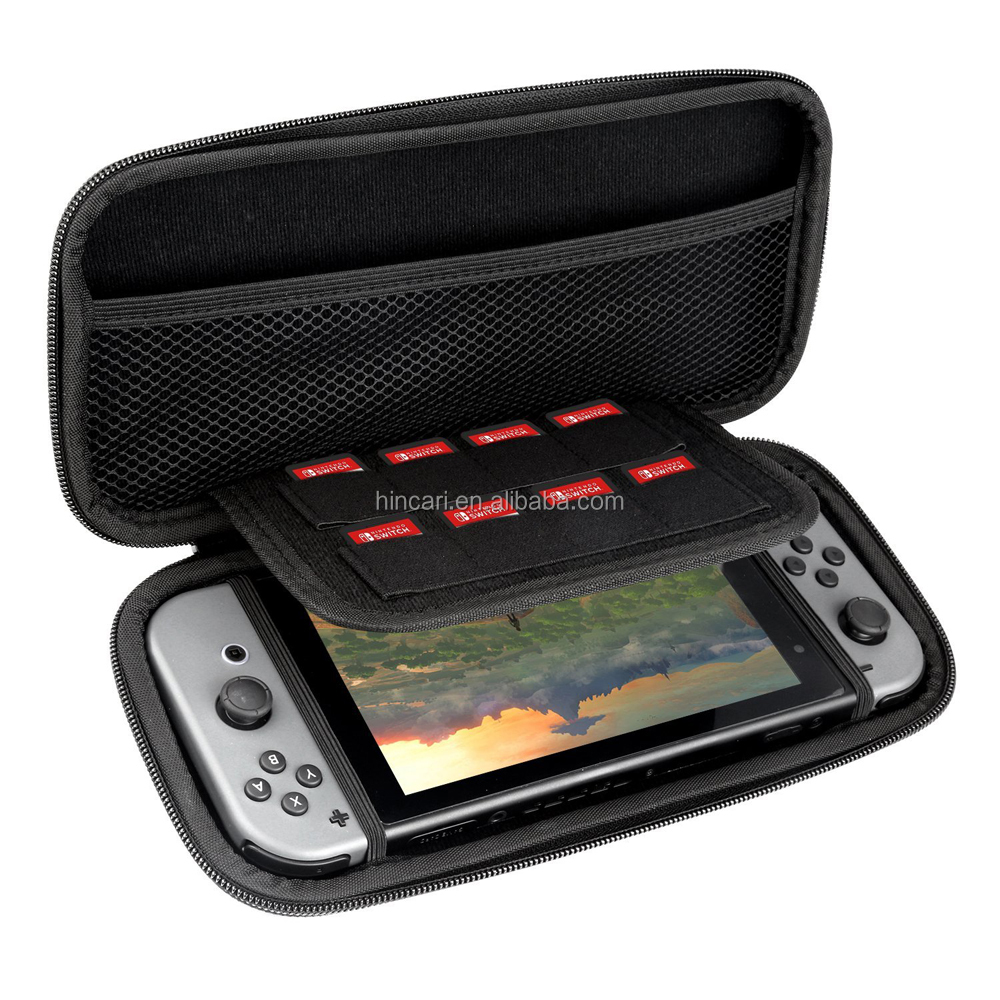 EVA Hard Carrying Case For nintendo switch