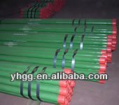 ASTM A106 Gr B SCH80 Galvanized seamless carbon steel API pipe