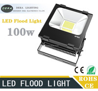 Hot Selling CE RoHS approved 100w Outdoor LED Flood light