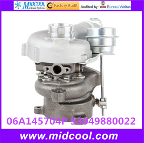 <strong>K04</strong> QUALITY TURBO <strong>TURBOCHARGER</strong> FOR AUDI 53049880022, 06A145704P