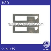 Clothing/Garment Store Protect EAS System,Hard to Remove EAS RF Soft Label,Factory EAS RF Label for Anti-theft