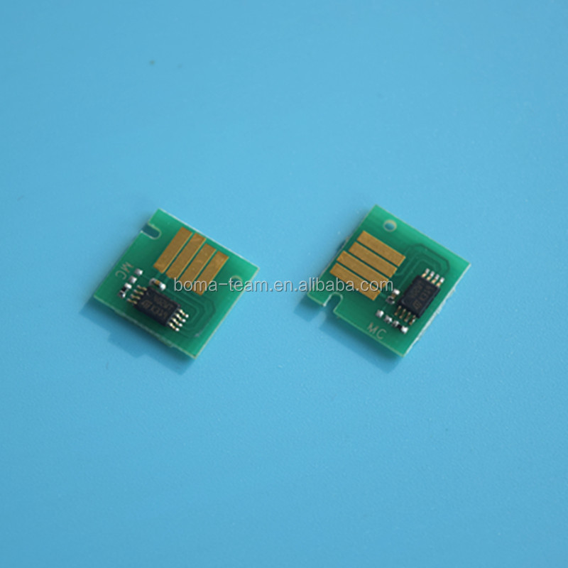 For Canon iPF8100 Maintenance ink tank chip For Canon MC-08 waste ink tank chip