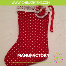 best christmas colors 2013 18 inch traditional red white plain christmas stockings