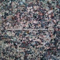 Polished Saudi Violetta Red Granite