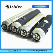 2015 lrider best selling products exclusive electronic cigarette lambo 4.0 vv mod from 3.0v- 6.0v with 18650/18350 battery