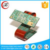 Led lighting flex circuit flex pcb,fpc connector,0.2mm thickness flex pcb solution