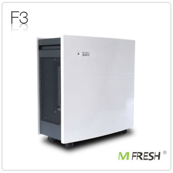 Mfresh F3 Air Purifiers with HEPA+ESP+Activated Carbon Filter