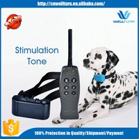 2016 998D Electric Remote Control Vibrate Sound Dog Training Collar Shock, Dog Obedience Training Equipment Sale Shenzhen China