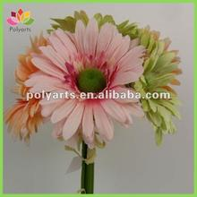 artificial gerbera daisy flower bouquet
