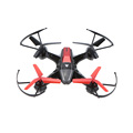 277822-Double Mini 4CH Remote Control Combat Quadcopter Set with 6 Axis and LED Light