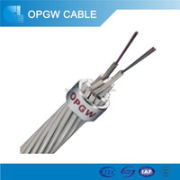Fiber optic cable used on a line 500kv /220kv /110kv OPGW