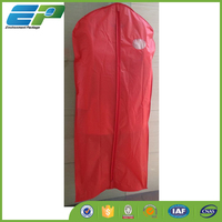 Waterproof plastic garment packaging bag
