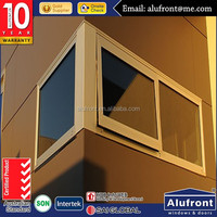AS2047 modern Awning style window with Australian standard