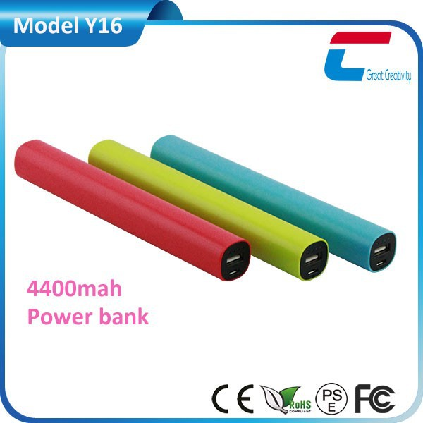 Hot sale mini usb 5600mah portable Power Bank with led light mobile phones best quality external battery charger
