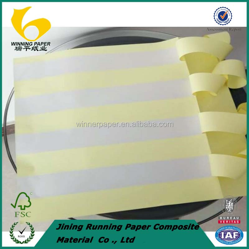 self adhesive mirror kote paper in sheet