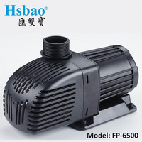 Submersible pump for garden pond fountain Energy saving up to 65%