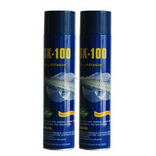SK-100 non-flammable fabric spray adhesive