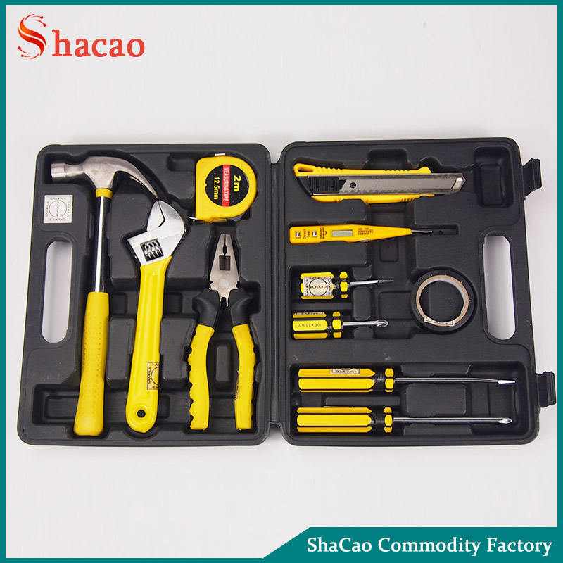 12PCS Set of Multifunctional Germany Design Hand Tool Set