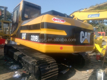 Used 320BL 336DL Crawler Excavator,Japan 20 tons Digger