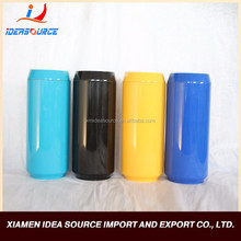 Good Price Most Popular Double Wall Hard Plastic Drinking Cup With Straw