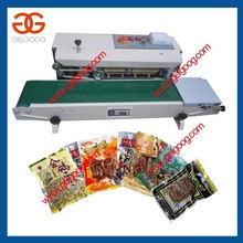 Multi-function Plastic Bag Continuous Sealing Machine/Automatic Plastic Bag Heat Sealer/Plastic Bag Heat Sealing Machine