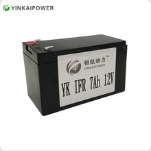 Rechargeable Lifepo4 12V 7Ah battery for UPS High Quality Lithium LiFePO4 12v Battery for Electric Scooter with PCM