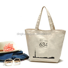 Hot selling factory directly cotton tote bag for shopping