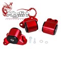 Kylin racing 3 bolt Left Swap Engine Mount Car Engine Mount fit For EG Chassis D & B-Series