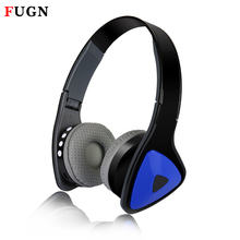 Computer Headset Stereo Bluetooth Earphone Neckband