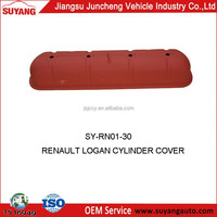 RENAULT LOGAN CYLINDER COVER AUTO METAL CAR PARTS FOR REPLACEMENT